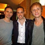 Michael with Muse