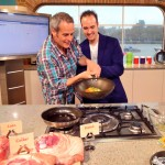 In the kitchen with Phil Vickery