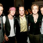 Michael With McFly